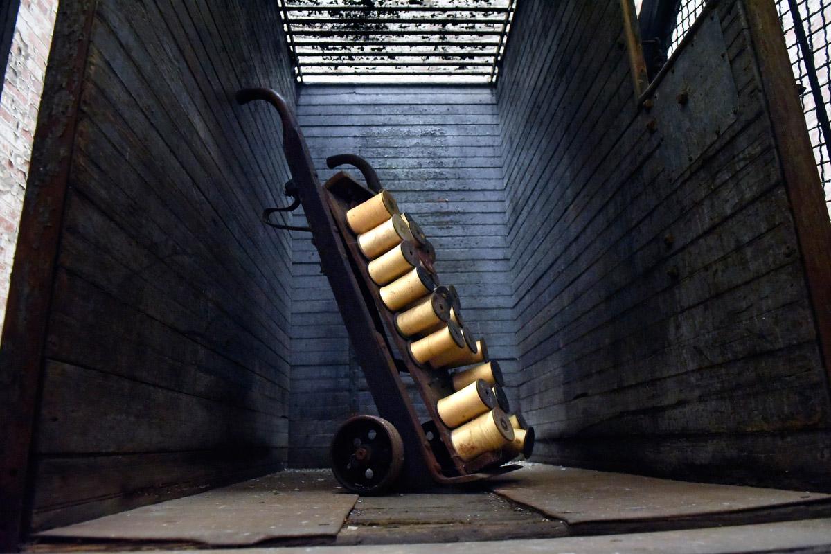Abandoned Lonaconing Silk Mill 05