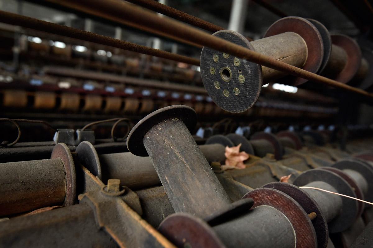 Abandoned Lonaconing Silk Mill 06