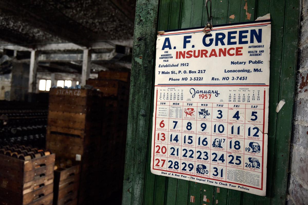 Abandoned Lonaconing Silk Mill 07