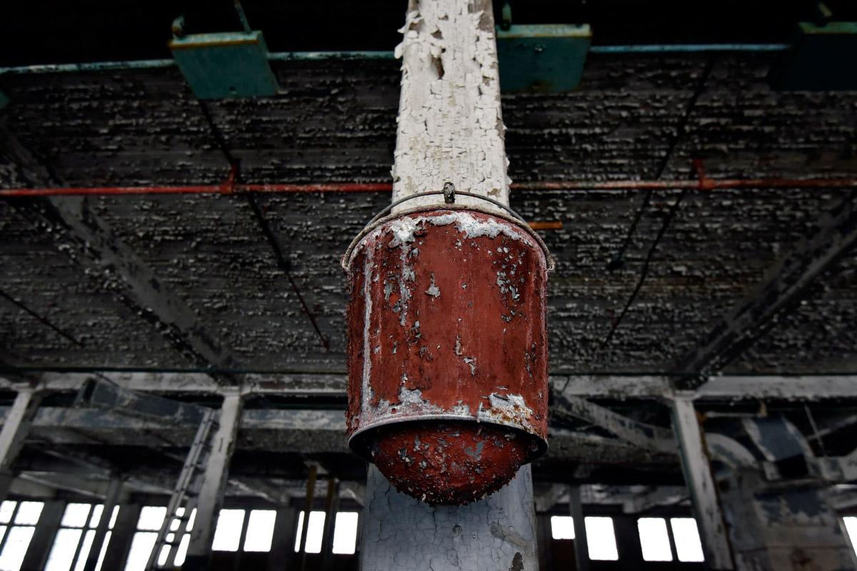 Abandoned Lonaconing Silk Mill 08