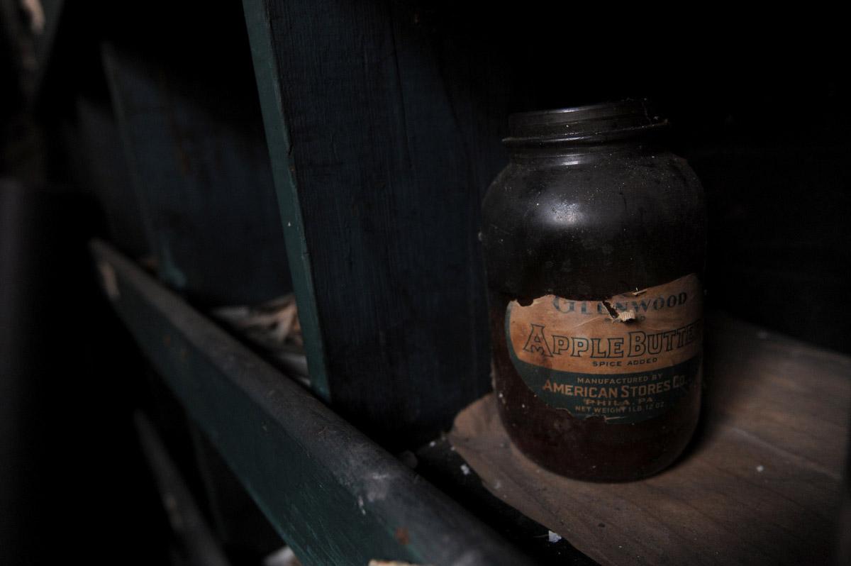 Abandoned Lonaconing Silk Mill 13