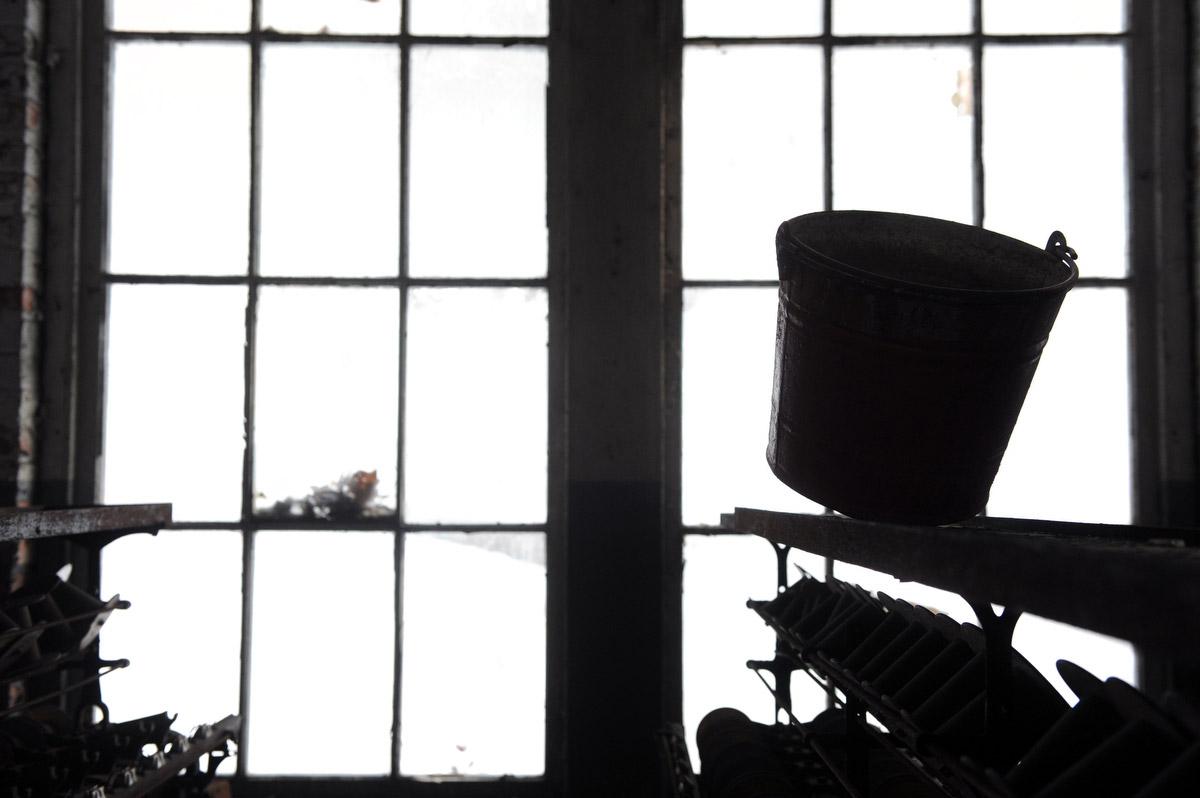 Abandoned Lonaconing Silk Mill 15