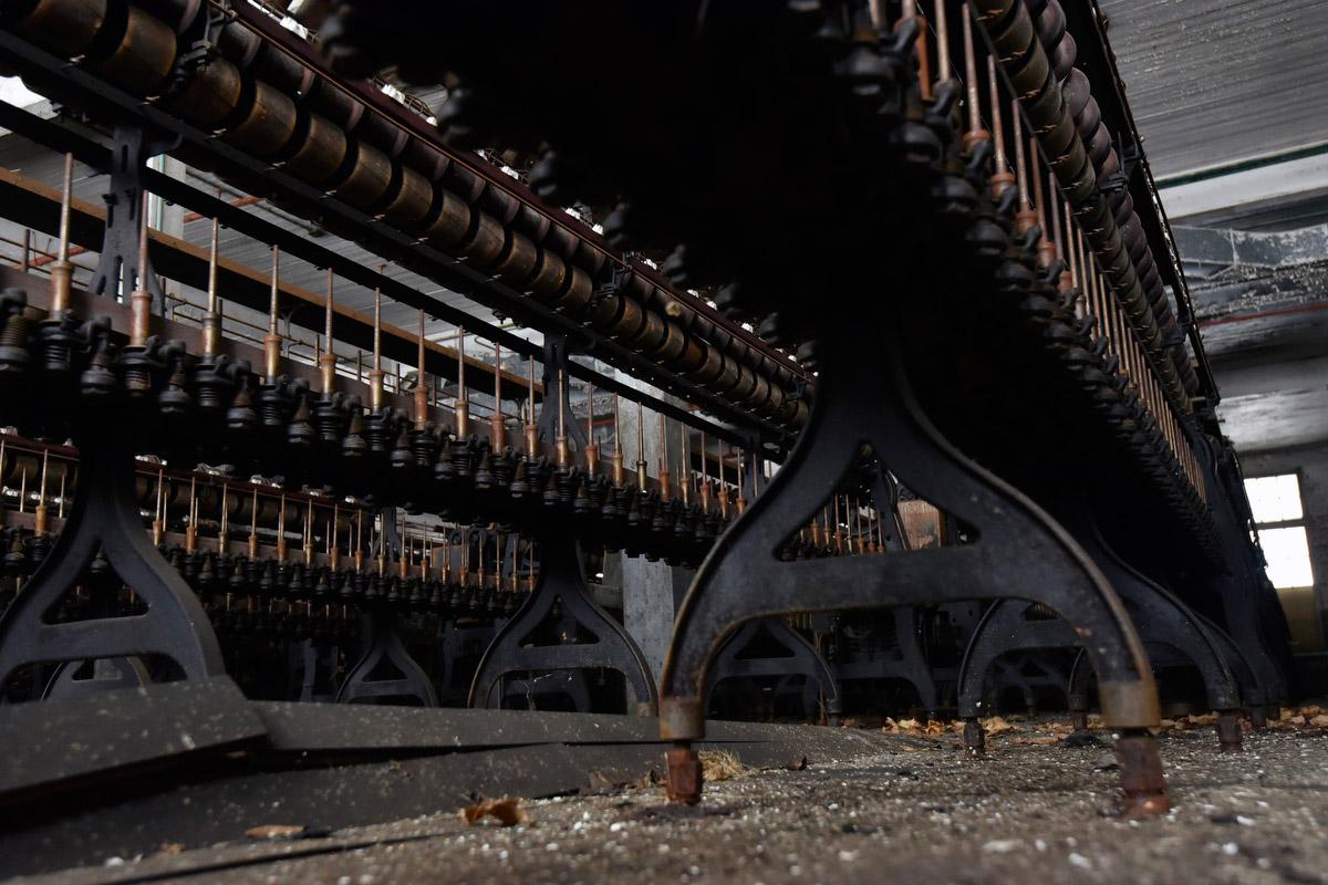 Abandoned Lonaconing Silk Mill 19