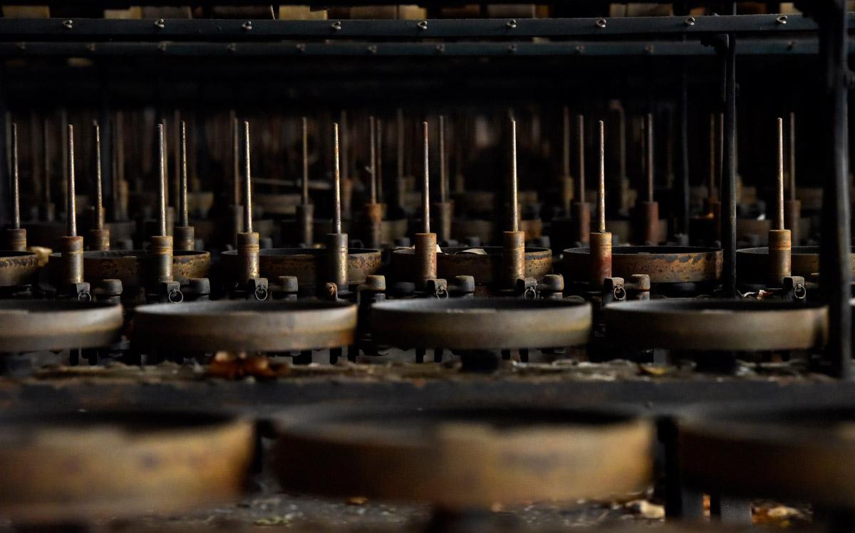 Abandoned Lonaconing Silk Mill 20