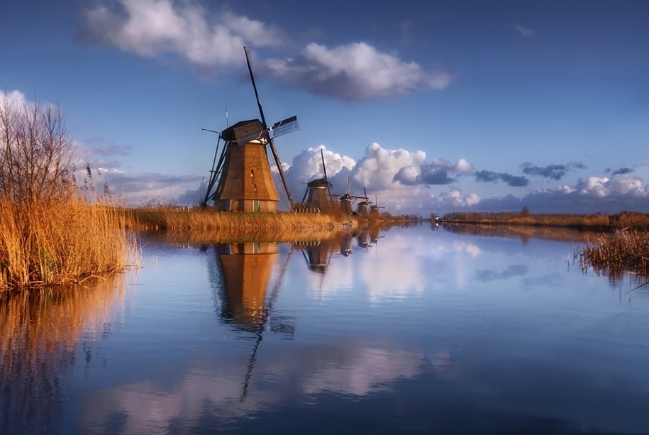 Atmospheric landscapes of Holland 04