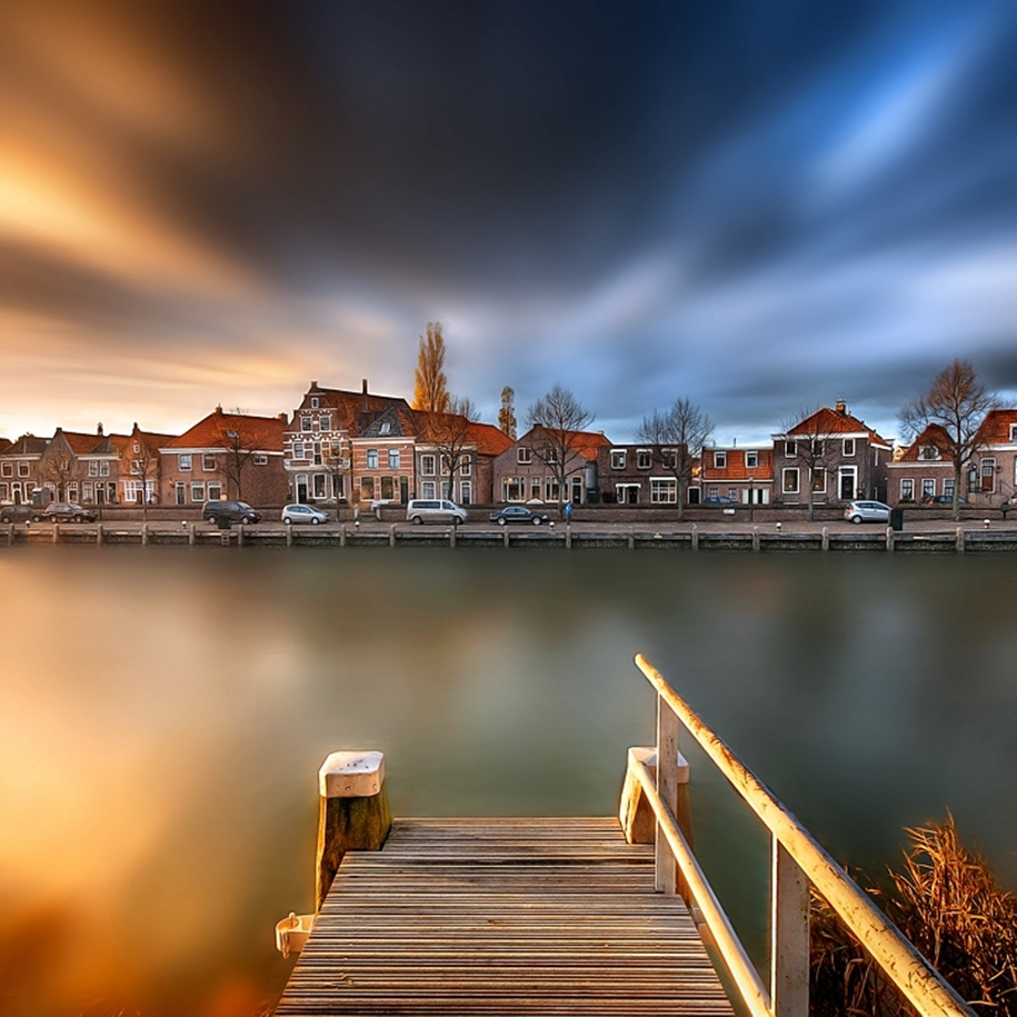 Atmospheric landscapes of Holland 07