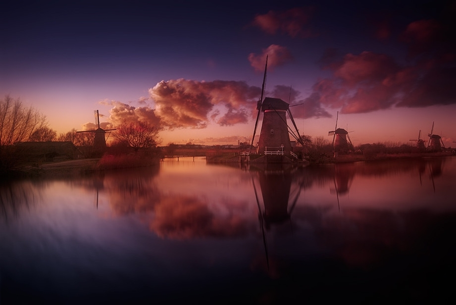 Atmospheric landscapes of Holland 18
