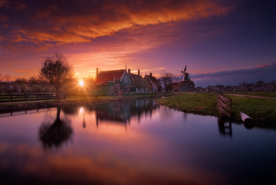 Atmospheric landscapes of Holland 19