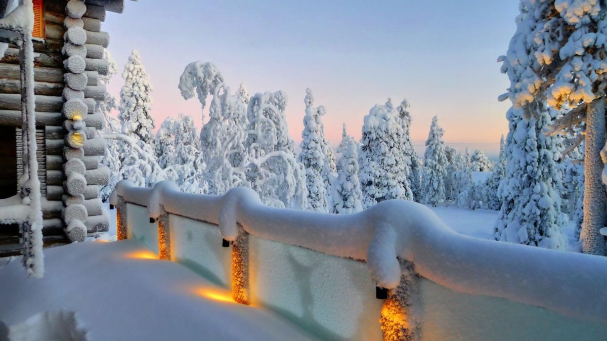 Beautiful pictures of winter 03