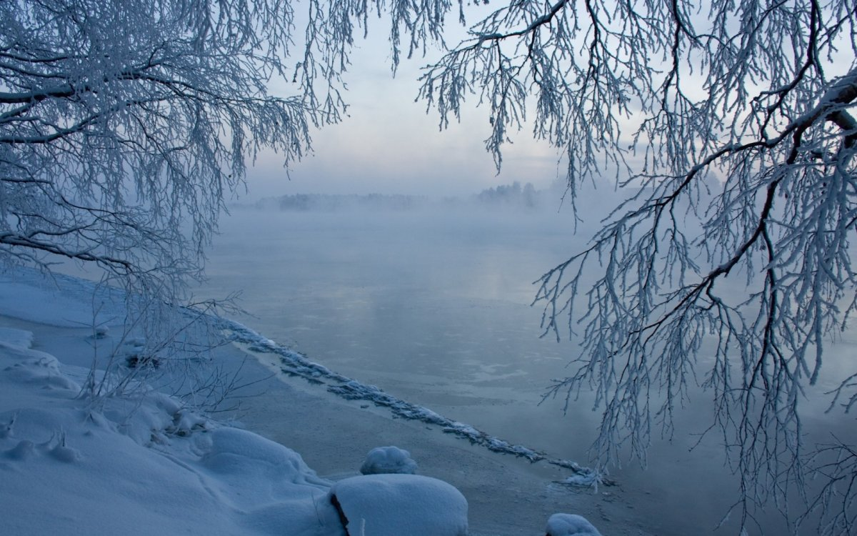 Beautiful pictures of winter 20
