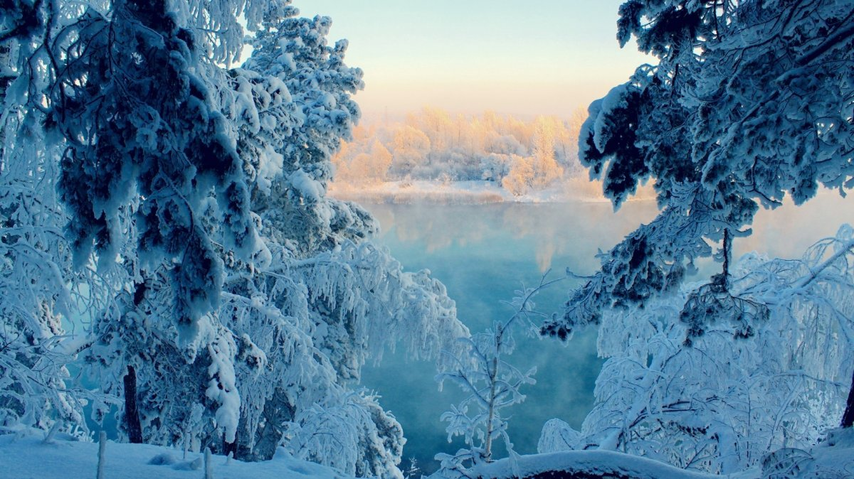 Beautiful pictures of winter 25