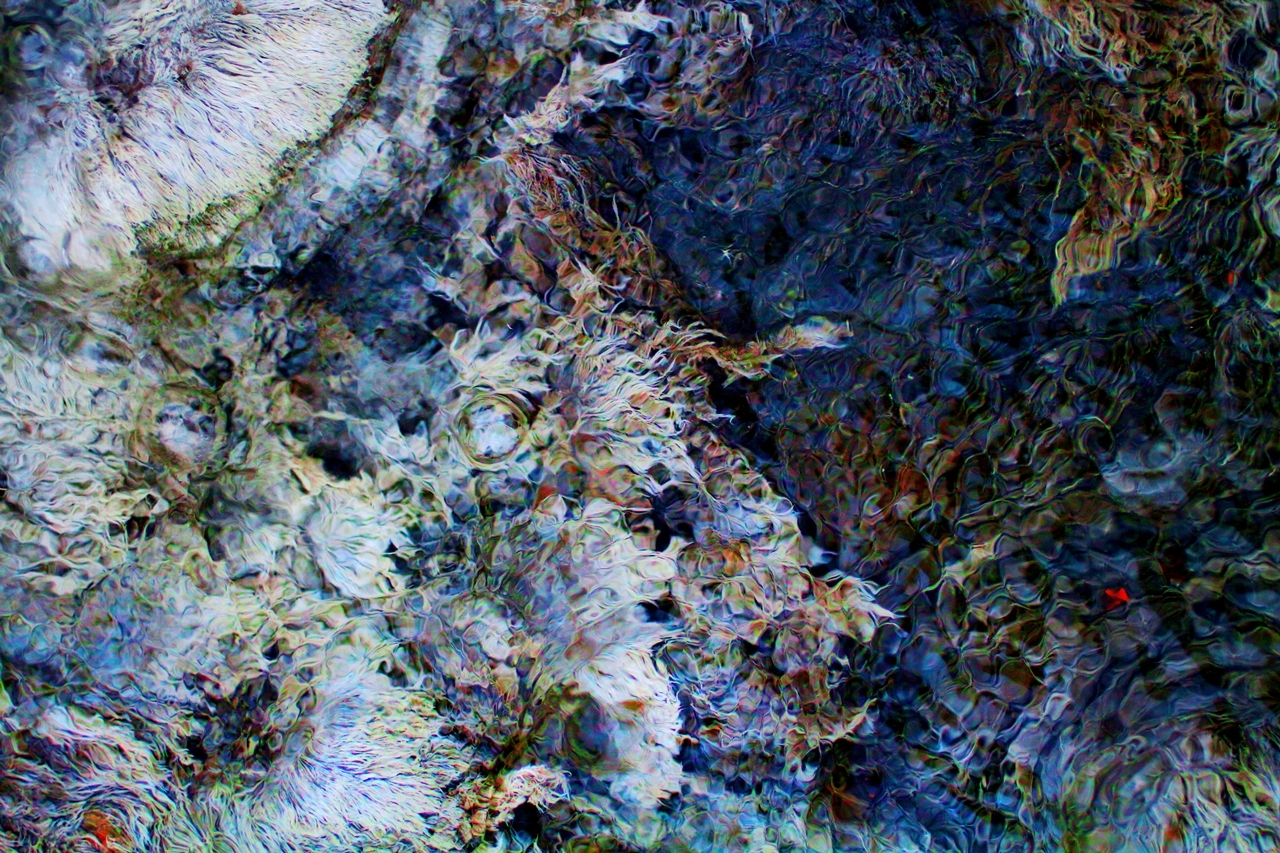 Close Up of Hot Springs of Iceland 07