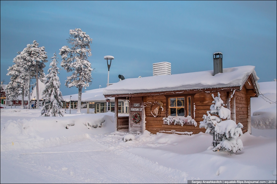 Finnish settlement in the Arctic 05