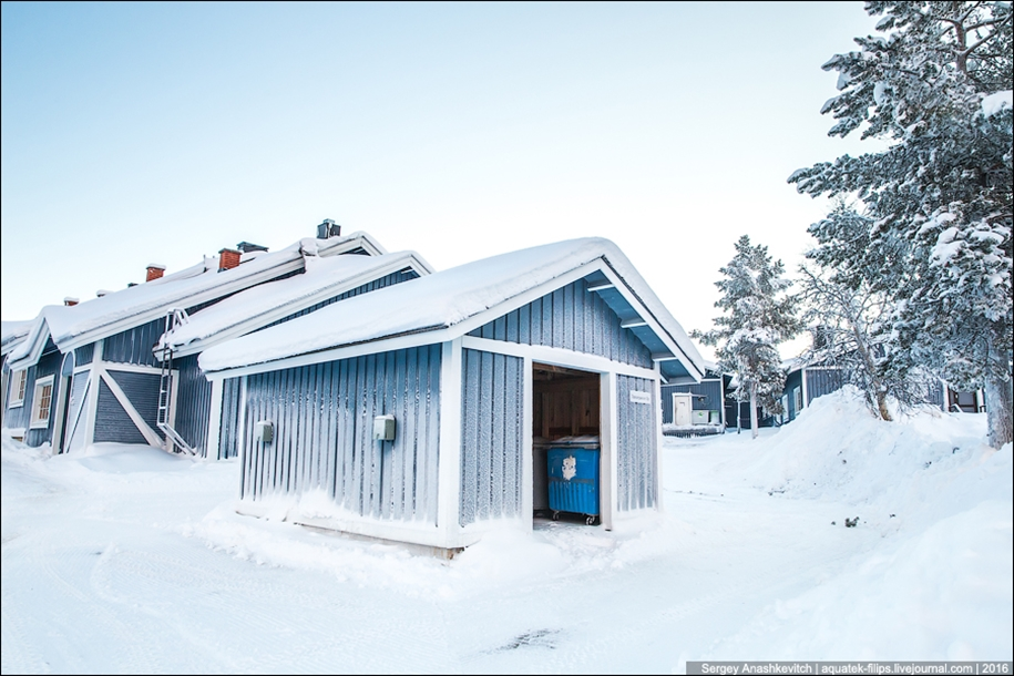 Finnish settlement in the Arctic 13