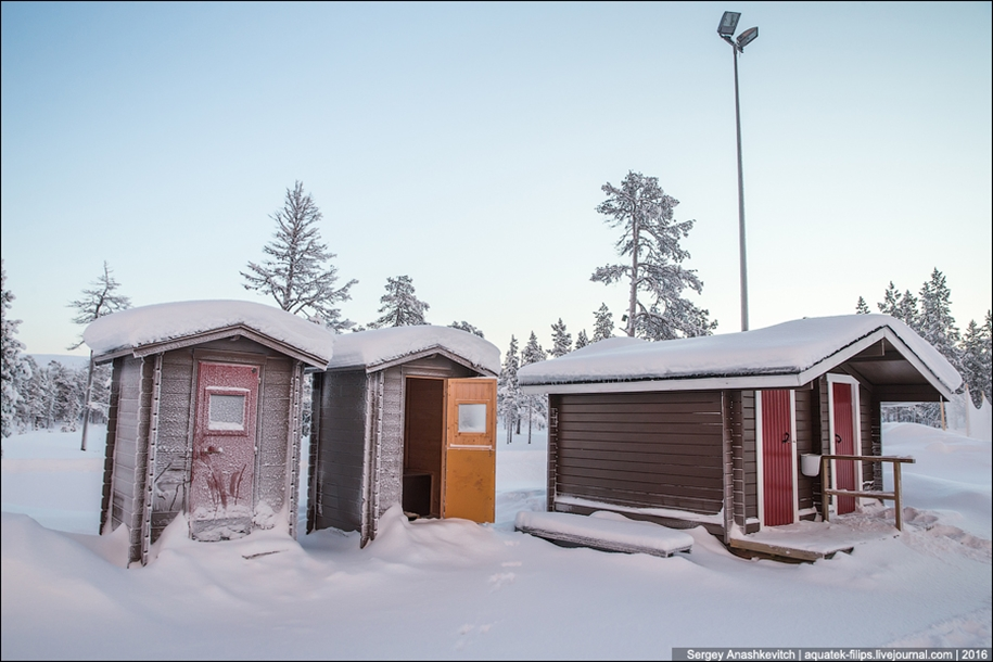 Finnish settlement in the Arctic 22