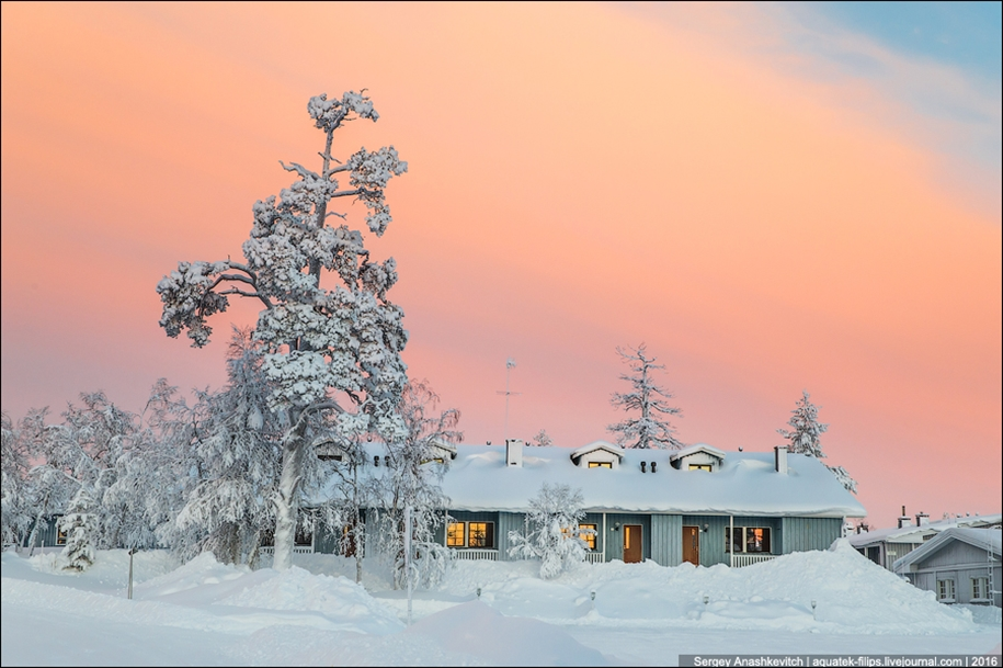 Finnish settlement in the Arctic 26
