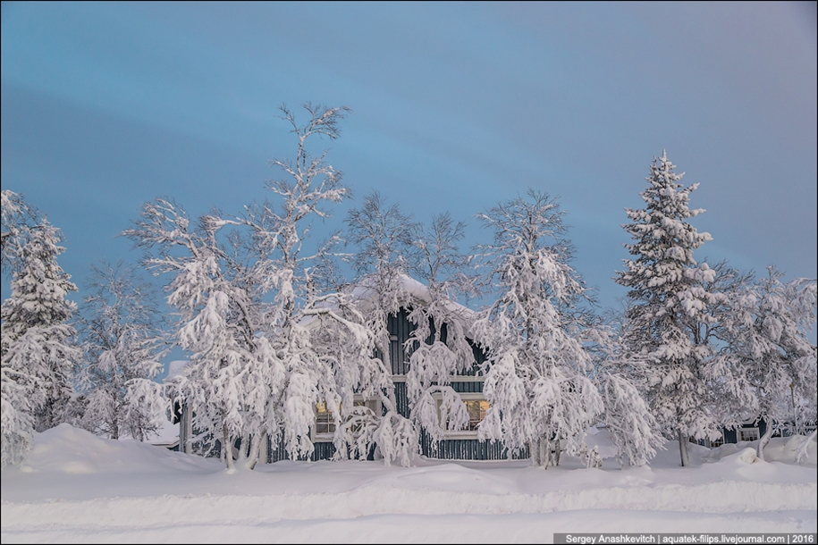 Finnish settlement in the Arctic 27