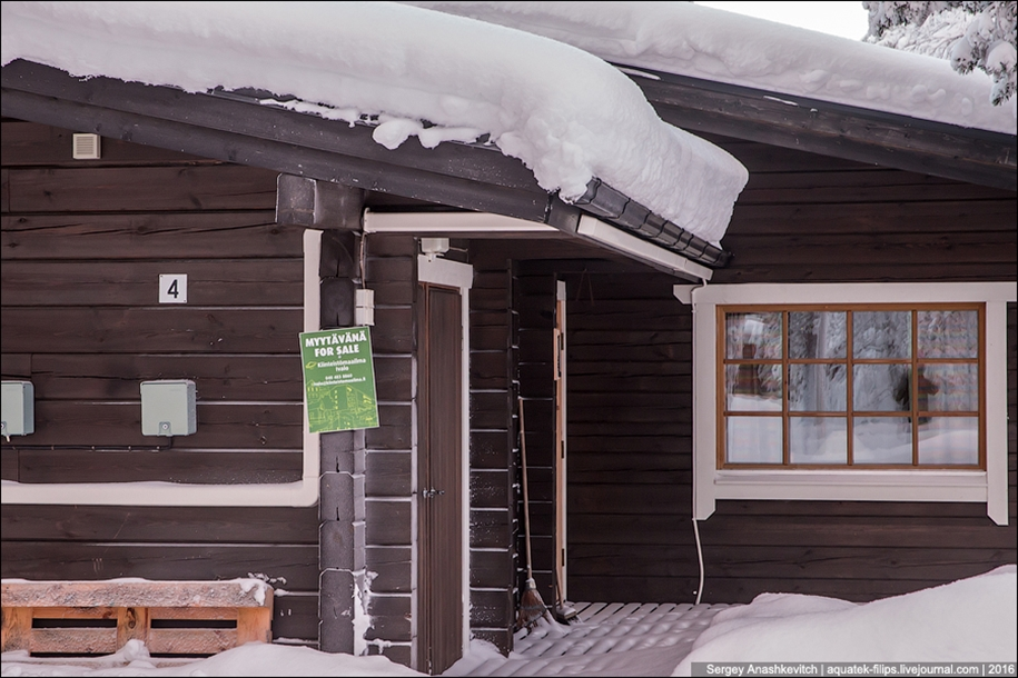 Finnish settlement in the Arctic 30