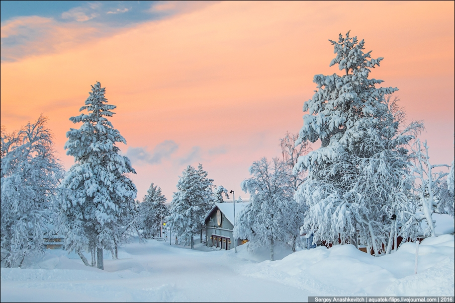 Finnish settlement in the Arctic 33