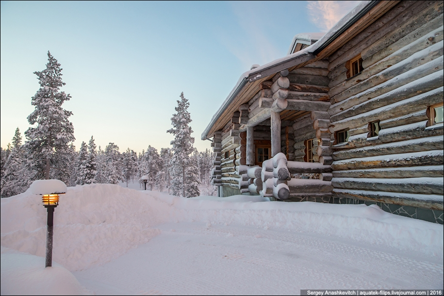 Finnish settlement in the Arctic 36