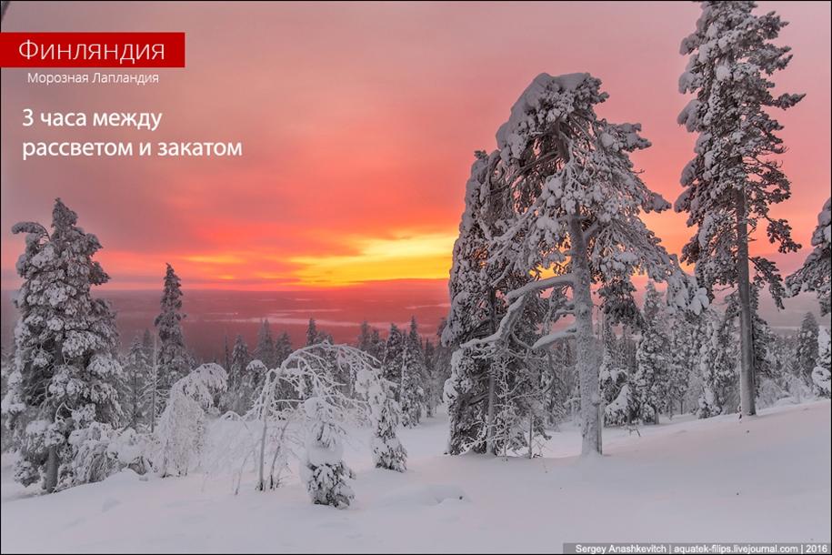 Морозная Лапландия