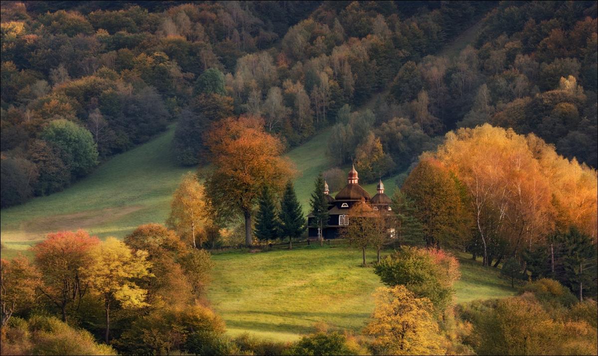 Впечатляющие пейзажные фотографии Влада Соколовского