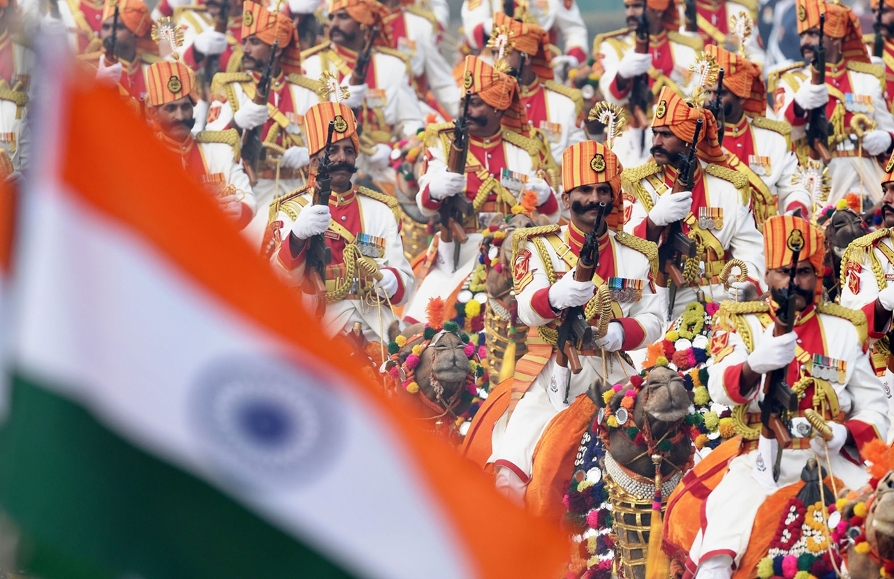 India Celebrates Republic Day 13