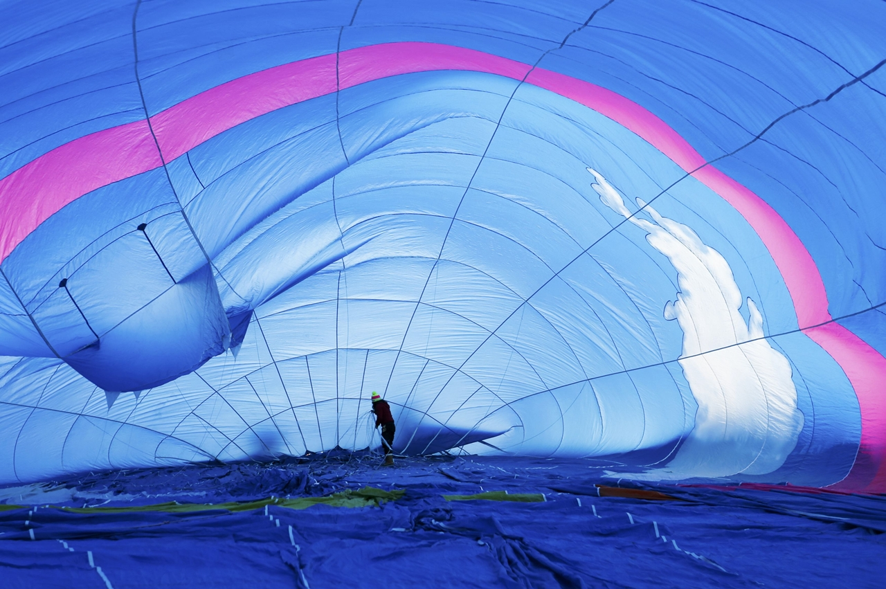 International balloon festival in Switzerland 08
