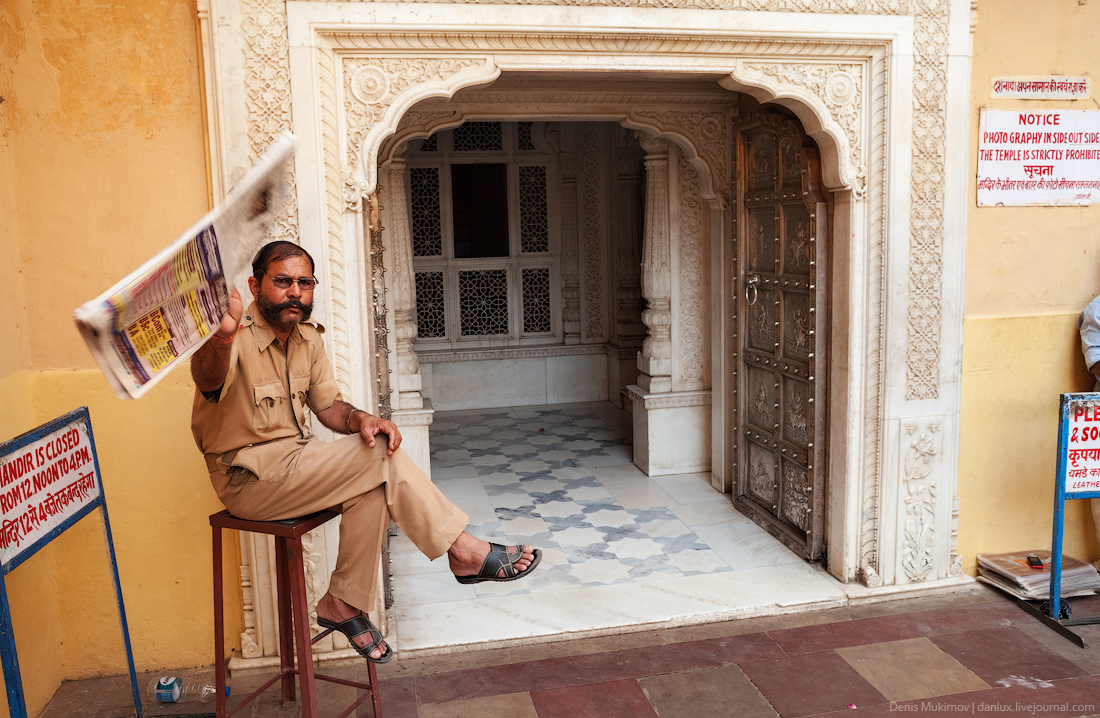 Jaipur. The palaces and FORTS 06