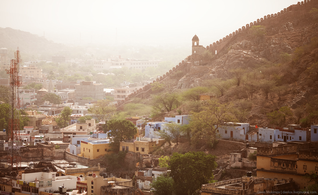 Jaipur. The palaces and FORTS 12