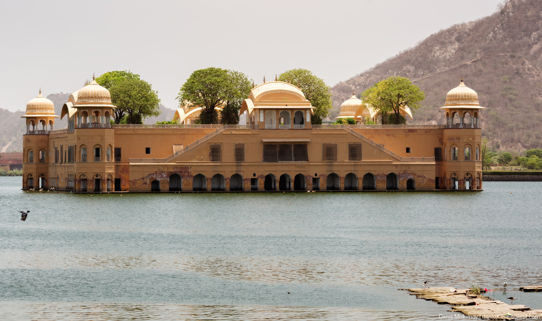 Jaipur. The palaces and FORTS 19