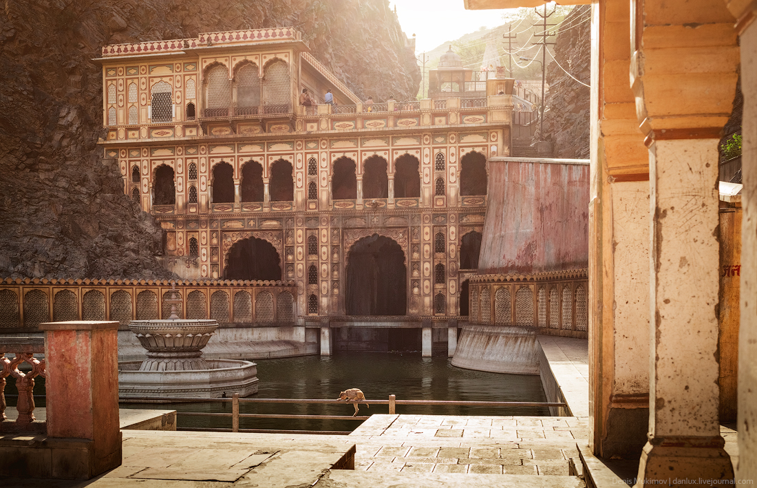 Jaipur. The palaces and FORTS 20