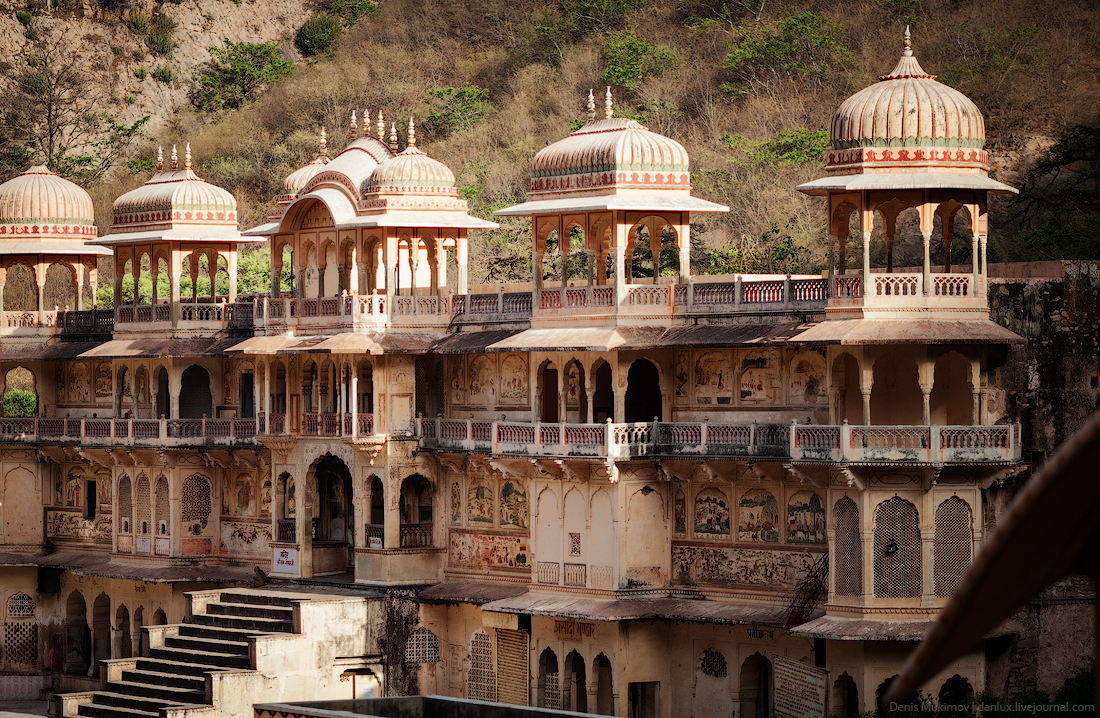 Jaipur. The palaces and FORTS 22
