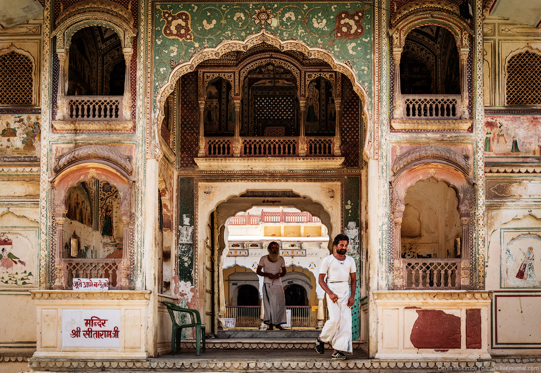 Jaipur. The palaces and FORTS 23
