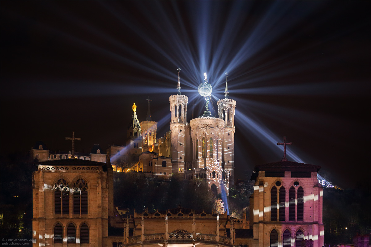 Lyon - Festival of light 2014_03
