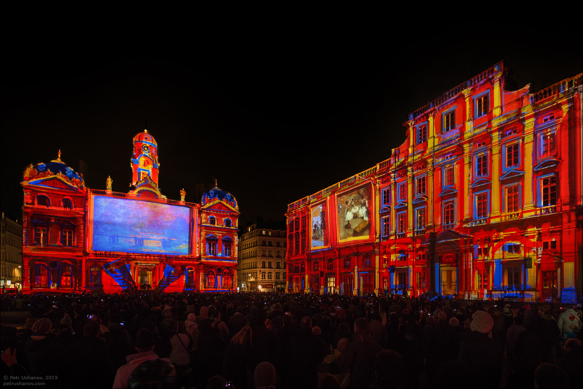 Lyon - Festival of light 2014_08