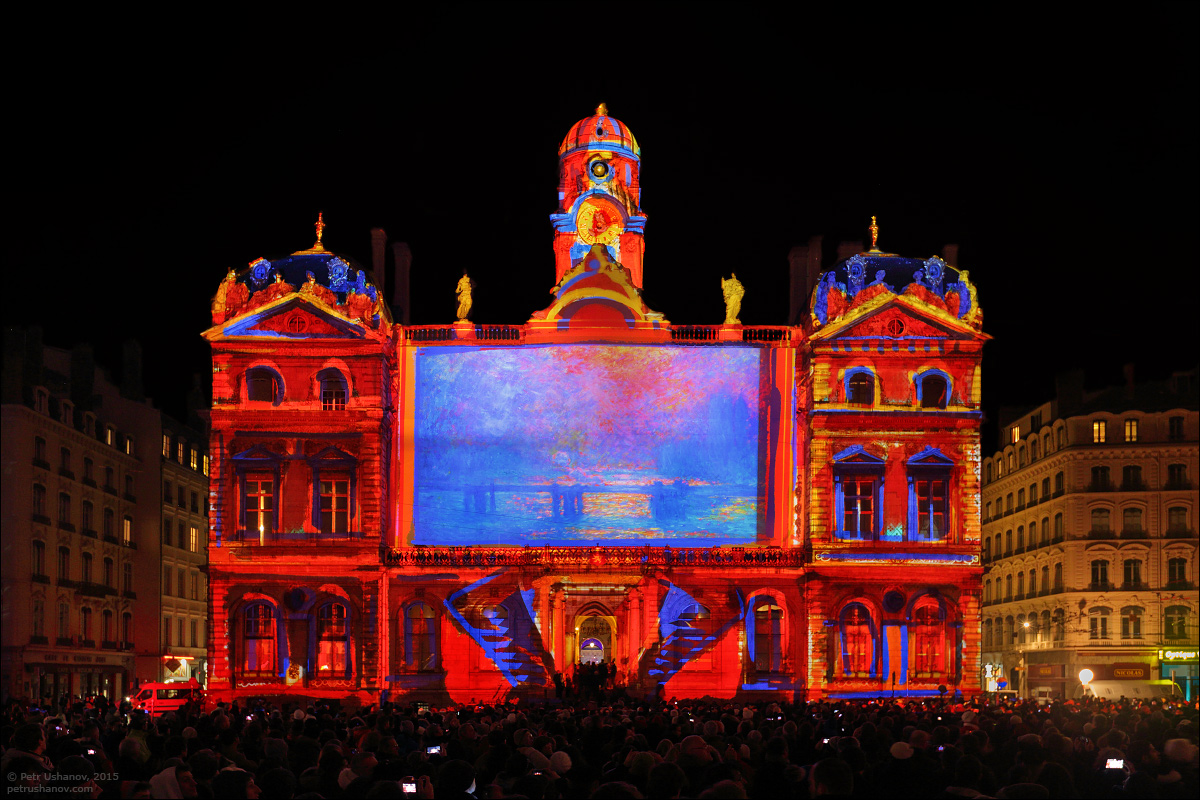Lyon - Festival of light 2014_09