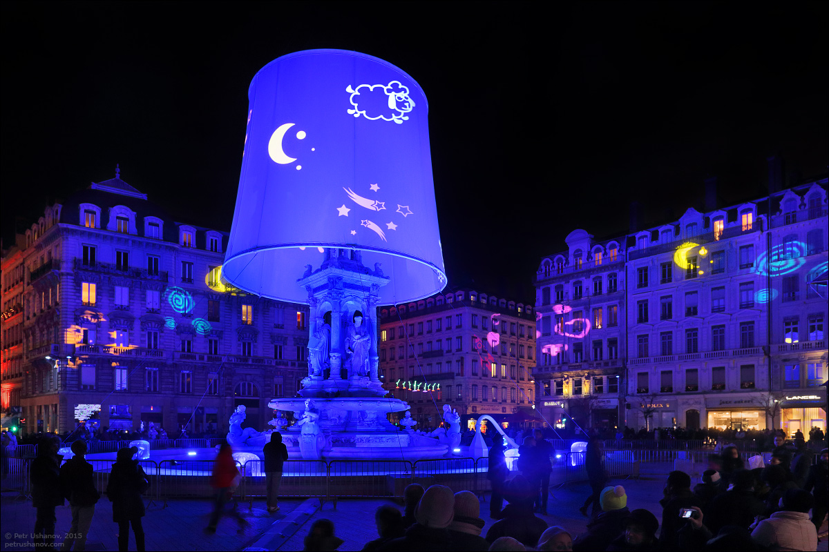 Lyon - Festival of light 2014_11