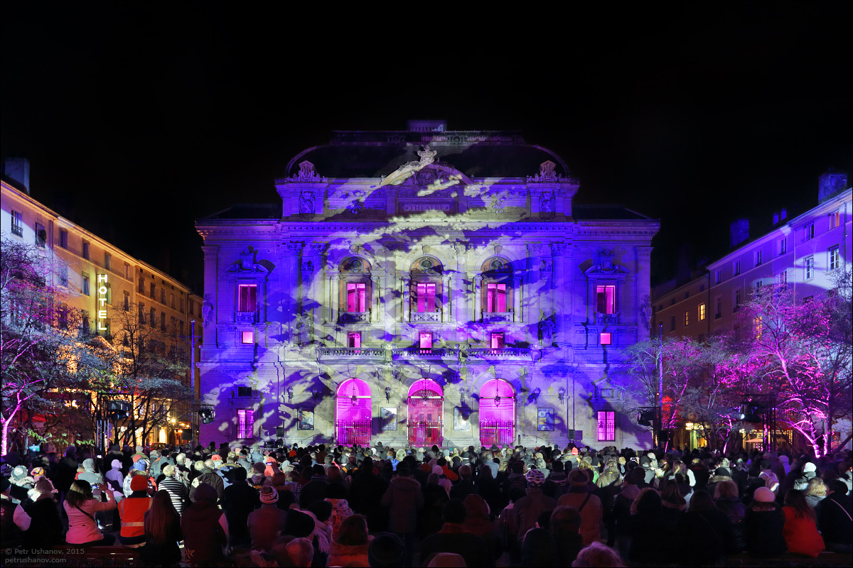 Lyon - Festival of light 2014_15