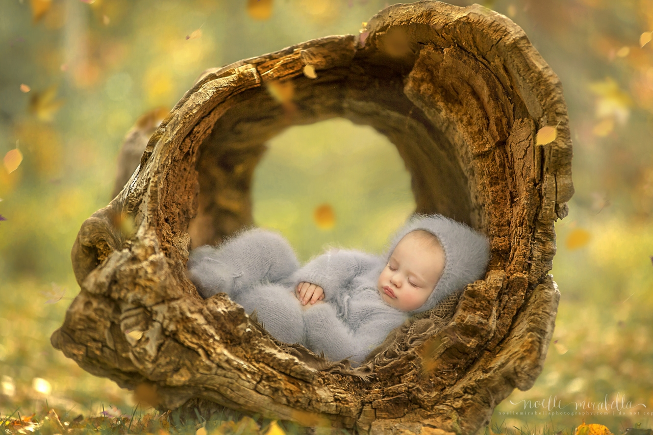 Magical images of little children - the wonder through the eyes of mom 01