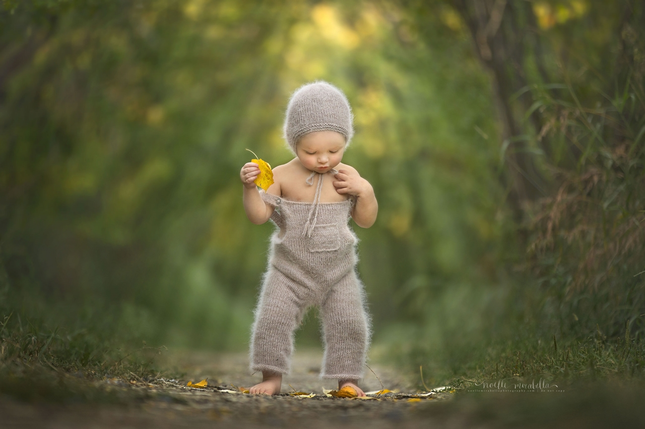 Magical images of little children - the wonder through the eyes of mom 02
