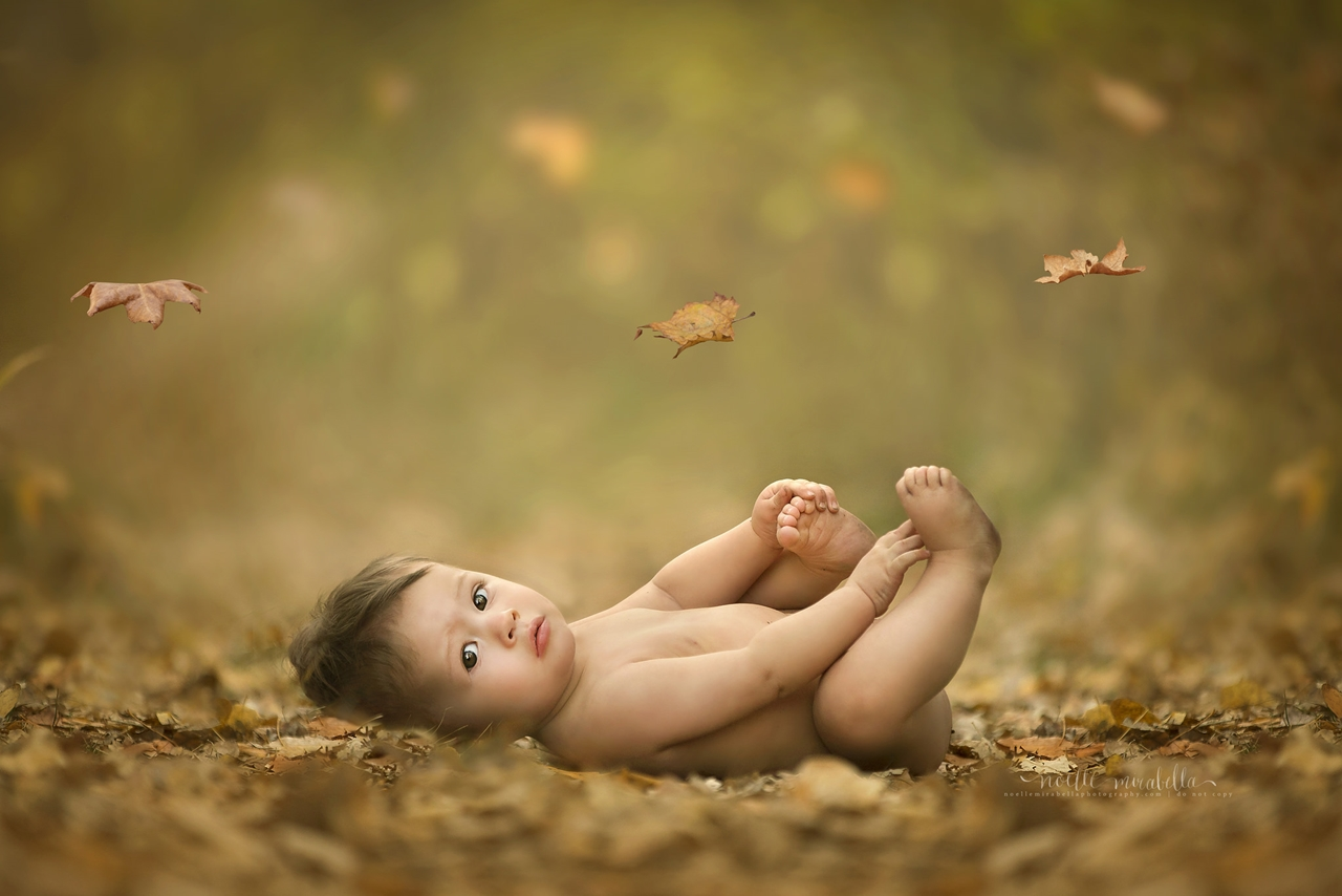 Magical images of little children - the wonder through the eyes of mom 06
