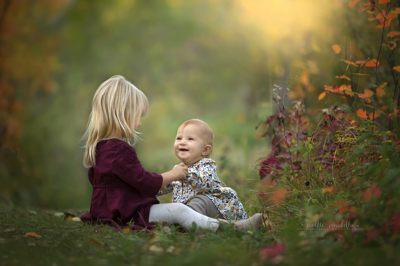 Magical images of little children - the wonder through the eyes of mom 10