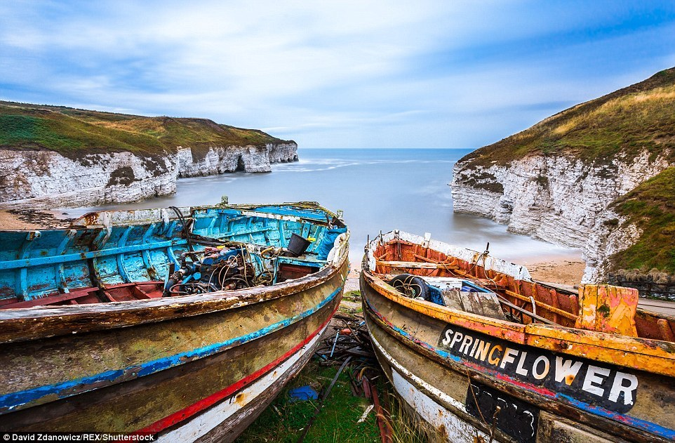 Magnificent scenery of the UK in photos of David Zdanovich 02