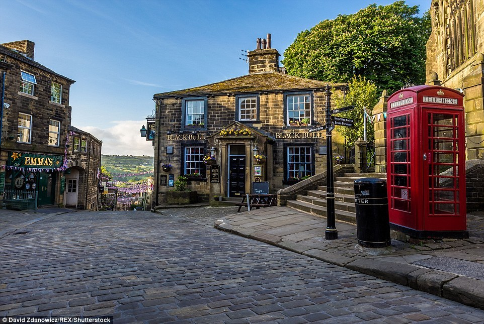 Magnificent scenery of the UK in photos of David Zdanovich 05