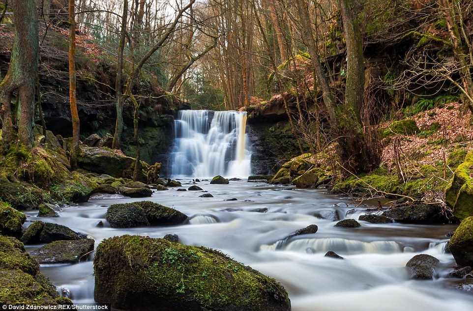 Magnificent scenery of the UK in photos of David Zdanovich 06