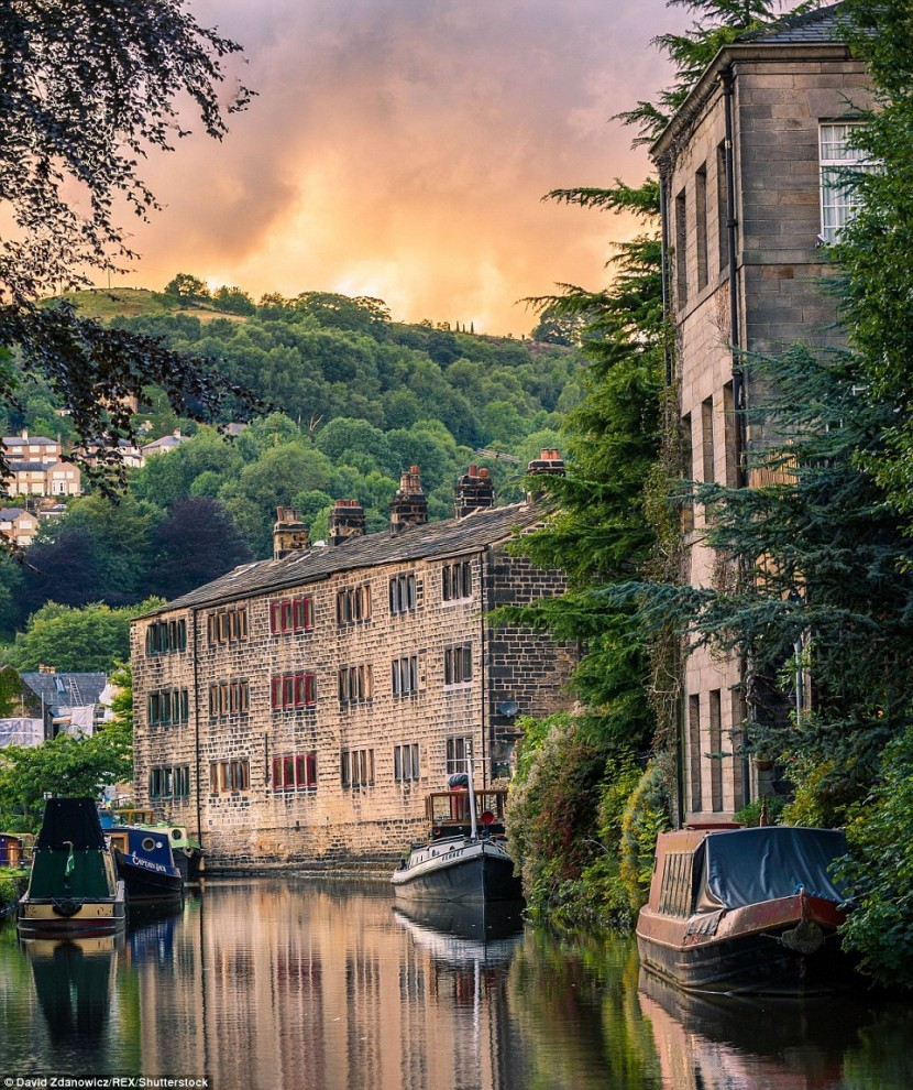 Magnificent scenery of the UK in photos of David Zdanovich 07