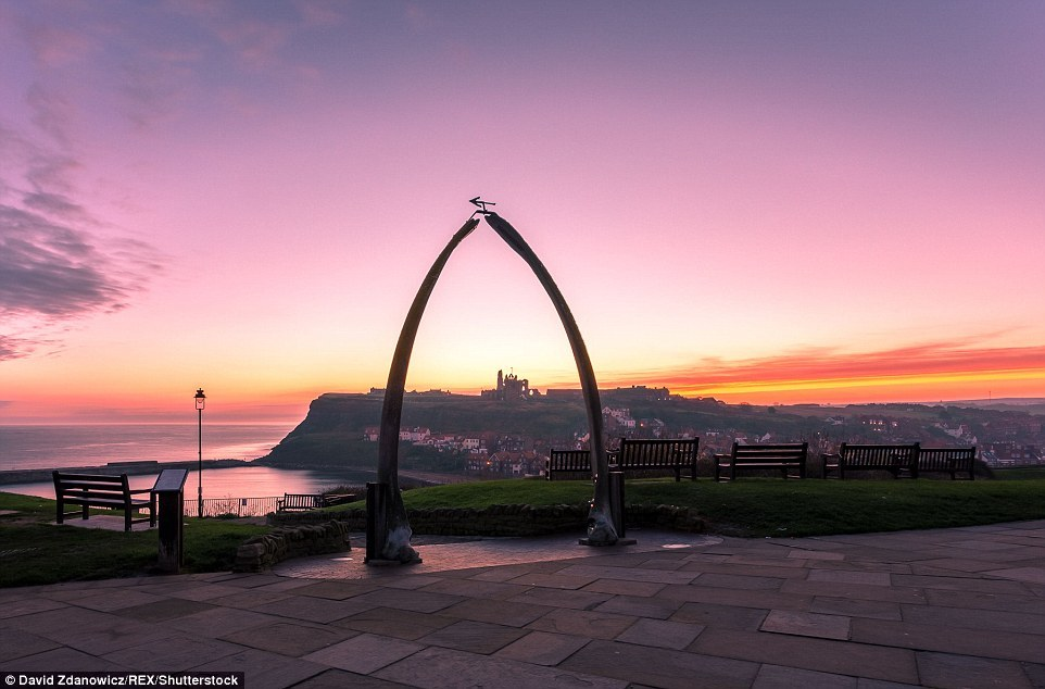 Magnificent scenery of the UK in photos of David Zdanovich 10