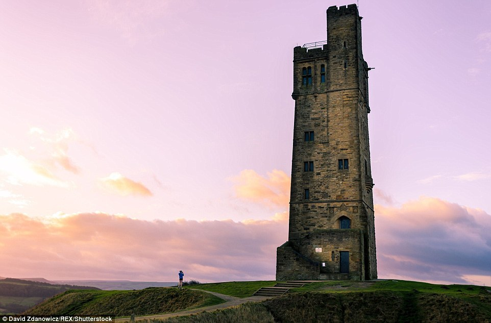 Magnificent scenery of the UK in photos of David Zdanovich 11