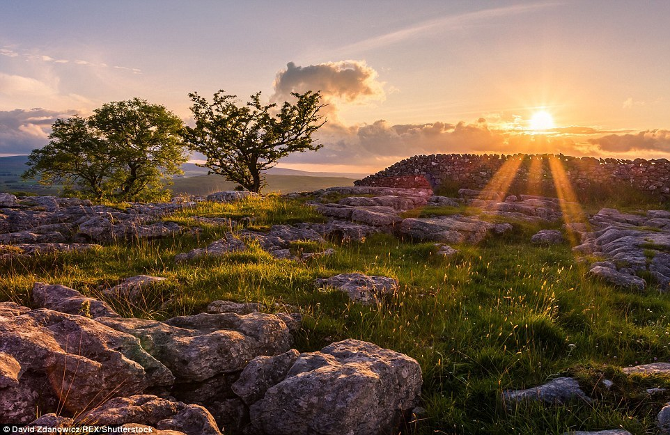 Magnificent scenery of the UK in photos of David Zdanovich 13